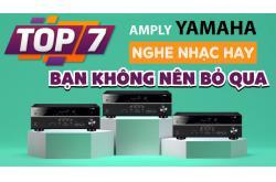 Top 7 Amply Yamaha nghe nhạc hay bạn không nên bỏ qua