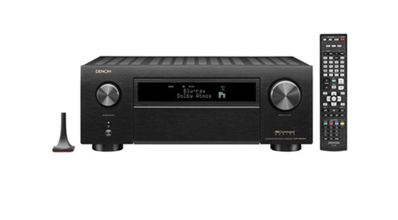 Amply Denon AVC-X6500H (11.2 kênh - Xuất xứ Japan)