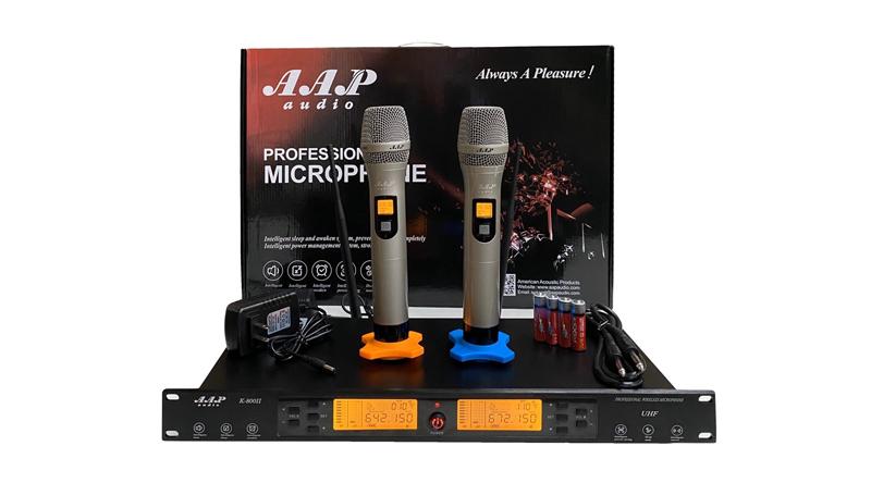 Micro AAP Audio K800II