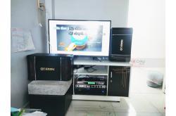 Dàn karaoke chị Mai tại Q.Tân Phú– TP HCM (BIK BJ-S768, BIK VM420A, Bksound KX6, BCE U900 Plus New)