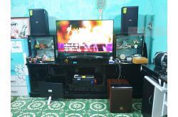Dàn karaoke gia đình anh Bằng tại Đà Nẵng (Domus DP6100, BIK VM420A, DSP-9000, BW604, BBS B900)