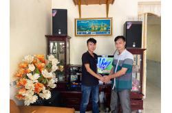 Lắp đặt dàn karaoke gia đình anh Thanh tại Quảng Ninh (JBL MTS12, BIK VM620A, BPR-5500, BW640GS, BIK BJ-U100)
