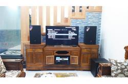 Dàn karaoke gia đình anh Tín tại Hải Phòng (JBL MTS12, BIK VM820A, BRP8500, Viet KTV HD4TB, BJ-U550)