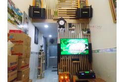 Dàn karaoke gia đình anh Tuấn tại TP HCM (BIK BJ-S768, BIK VM420A, DSP-9000, BCE U900 Plus New)