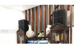 Dàn karaoke Lenovo mới nhất 2020 của anh Huấn tại Hà Nội (Lenovo KS750, Lenovo K750, Paramax sub 2000)