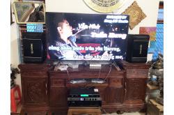 Lắp đặt dàn karaoke gia đình anh Hoàn tại Hải Dương (BIK BJ-S768, BIK VM420A, BKSound KX6, U900 Plus X)