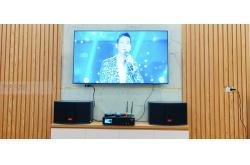 Lắp đặt dàn karaoke gia đình chị Lan tại Hà Đông – HN (Lenovo KS250, Lenovo K250)