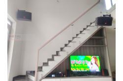 Lắp đặt dàn karaoke Lenovo cực hay cho anh Nam tại Hóc Môn – TP HCM (Lenovo KS250, Lenovo K250)