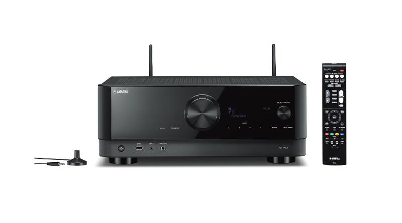 Amply AV Receiver Yamaha RX-V4A