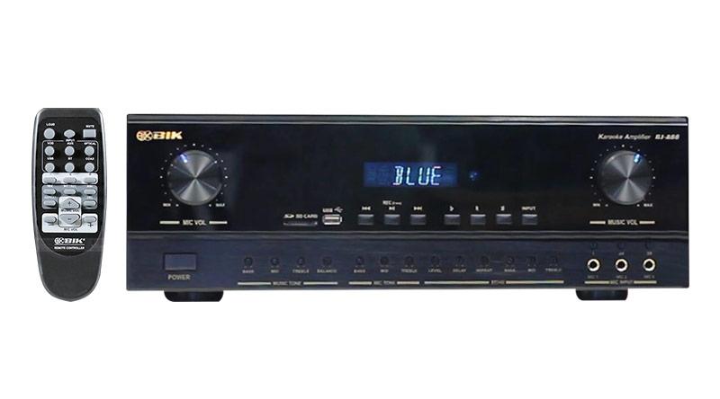 Hệ thống âm thanh Quán cafe cao cấp BIK 01