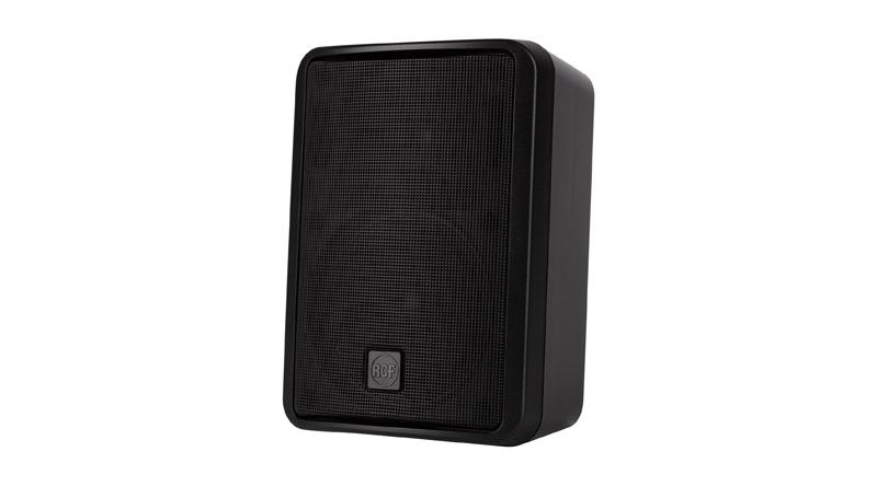 Hệ thống âm thanh RCF cao cấp cho shop, cửa hàng