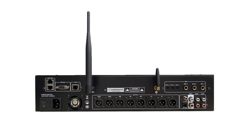 Vang số AAP Audio K9900II