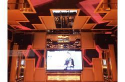 Công trình lắp đặt thêm 2 phòng hát quán karaoke kinh doanh Queen Club tại TP Hòa Bình