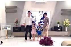Dàn karaoke gia đình anh Cảnh tại TP HCM (BMB CSN500SE, BKSound DP6000, Viet KTV HD 4TB Plus...)