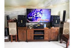 Dàn karaoke gia đình anh Chính tại Biên Hòa – ĐN (BMB CSE 312SE, Bik VM620A, BKSound X5 Plus,...)