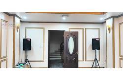 Dàn karaoke gia đình anh Hưng tại Thanh Xuân - HN (Loa Alto TX215, BKSound X6 Luxury, BCE UGX12)