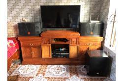 Dàn karaoke gia đình anh Phúc tại Hà Nam (JBL CV1252T, SAE TX650Q, X6 Luxury, SW612-B, U900Plus)