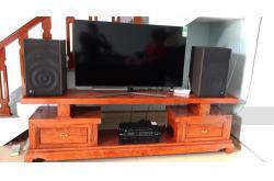 Lắp đặt dàn karaoke gia đình anh An tại Thanh Hóa (JBL MK12, BIK VM420A, DSP-9000, U900 Plus X)