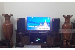 Lắp đặt dàn karaoke gia đình anh Sảng tại Hải Phòng (Domus DK612S, BIK VM820A, BKSound X5 Plus,...)