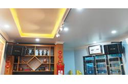 Lắp đặt dàn karaoke gia đình anh Thái tại Hà Đông – HN (BIK BJ-S968, BIK VM620A, BIK BPR-8500, BJ-U100...)