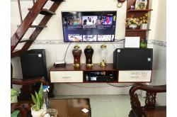 Lắp đặt dàn karaoke gia đình anh Thanh tại Biên Hòa - Đồng Nai (Alto AT2000, Lenovo K250)