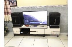 Lắp đặt dàn karaoke gia đình chú Nghĩa tại Đồng Nai (BIK BJ-S968, Lenovo K750)