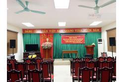 Lắp đặt hệ thống âm thanh hội trường cho Ban Đoàn Kết Công Giáo Quận Hà Đông – Hà Nội