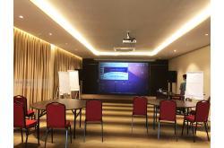 Lắp đặt hệ thống âm thanh hội trường cho Công ty TNHH SHE GROUP tại TP Hồ Chí Minh