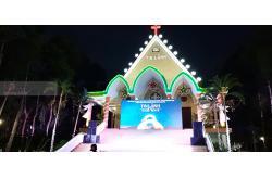 Lắp đặt hệ thống dàn âm thanh hội trường cho nhà thờ tại Phong Điền - Cần Thơ