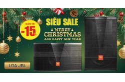 Mừng giáng sinh, Loa JBL giảm linh đình 15%, toàn mẫu hot bán chạy