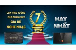TOP 7 loa treo tường cho quán cafe giá RẺ nghe nhạc HAY nhất