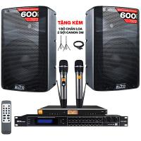 Dàn karaoke- Sân khấu Mini Alto 14