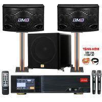 Dàn karaoke gia đình BMB 2020-02