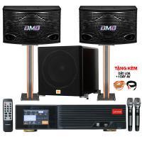 Dàn karaoke gia đình BMB 2020-04