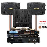Dàn karaoke gia đình BMB 2020-08
