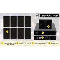 Hệ thống âm thanh nhạc nền RCF cao cấp cho Bar, Pub