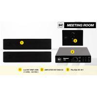 Hệ thống âm thanh nhạc nền RCF cao cấp cho phòng họp