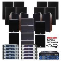 Hệ thống âm thanh quán bar, beer, Club DJ cao cấp 02 ( 450m2)