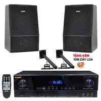 Hệ thống âm thanh Quán cafe cao cấp BIK 01 (30-45m2)