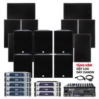 Hệ thống âm thanh quán PUB &  Lounge cao cấp 17(200m2- pasive)