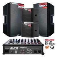 Hệ thống âm thanh quán PUB &  Lounge cao cấp 01 (50m2)
