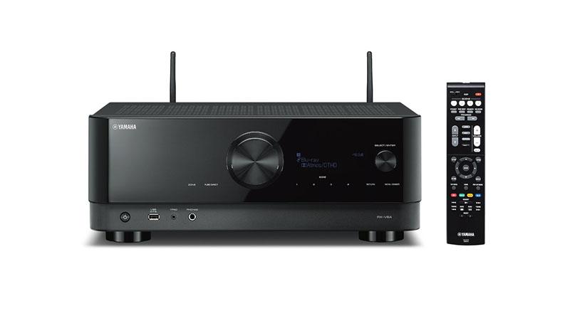 Amply Yamaha RX V6A (7.2 kênh)