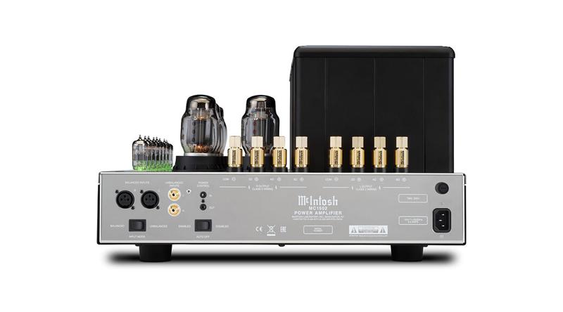 Power Amply McIntosh MC1502