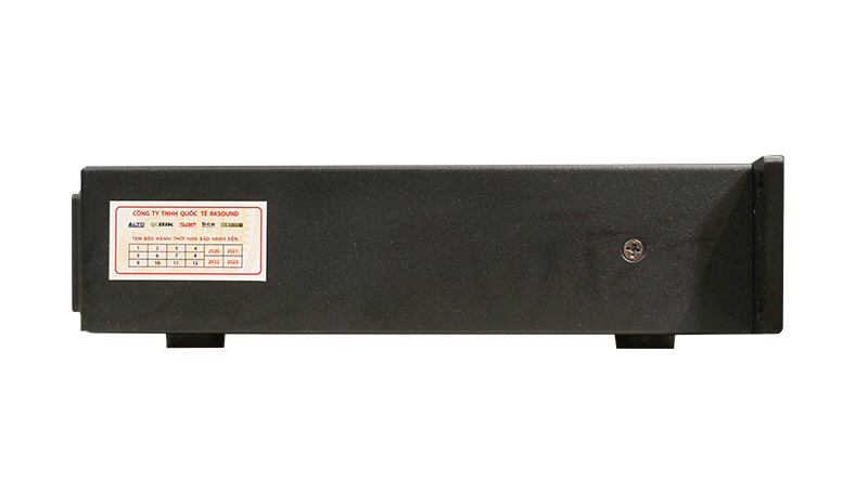 Vang số chỉnh cơ BKSound DSP-9000 Plus (Black)