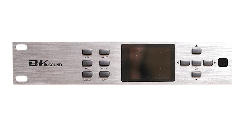 Vang số chỉnh cơ BKSound DSP-9000 Plus (White)