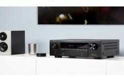 Amply Denon: thương hiệu được đánh giá cực cao trên thị trường âm thanh