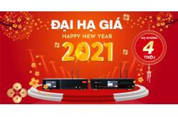 Amply Karaoke Digital hạ khủng 4 triệu chào năm mới, mua ngay kẻo lỡ