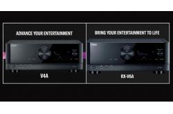 Yamaha RX-V4A và RX-V6A ra mắt: Amply xem phim Hỗ trợ 8K/60Hz, công nghệ mới hiện đại