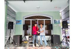 Lắp đặt dàn karaoke gia đình anh Chánh tại Đồng Tháp (BIK BSP 412, VM640A, BPR5500, AAP TD8004...)