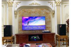 Lắp đặt dàn karaoke gia đình anh Dũng tại Hà Nội (JBL MTS12, Crown Xli2500, KX180, BCE UGX12)